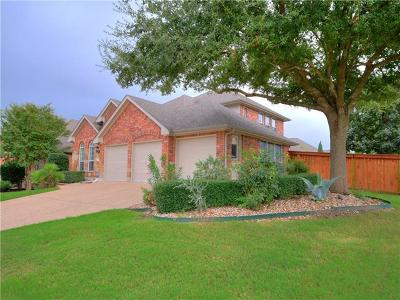 Pflugerville Single Family Home Pending - Taking Backups: 2501 Quiet Water Pass