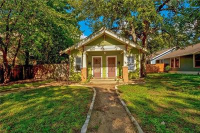 Austin Multi Family Home For Sale: 4004 Avenue A