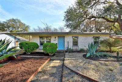 Austin Single Family Home Pending - Taking Backups: 5905 Garden Oaks Dr
