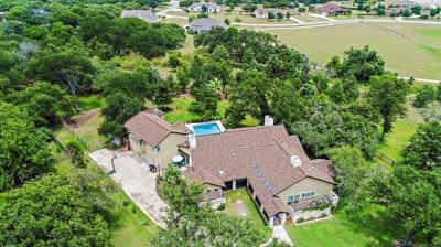 Dripping Springs Single Family Home Pending - Taking Backups: 208 Lone Wolf Ct