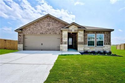 Manor Single Family Home For Sale: 13701 Henry A. Wallace Ln