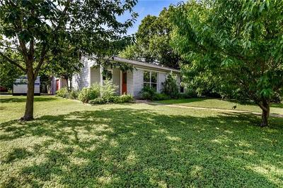Single Family Home For Sale: 1809 Spillman St