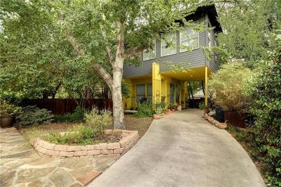 Austin Single Family Home For Sale: 2918 E 14th St #B