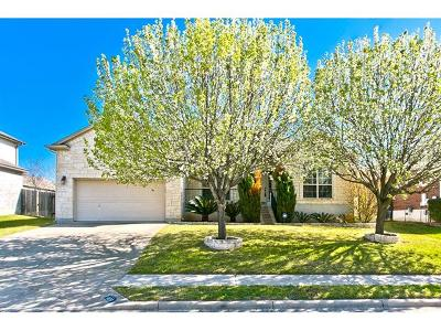 Pflugerville Single Family Home For Sale: 406 Ambrose Dr