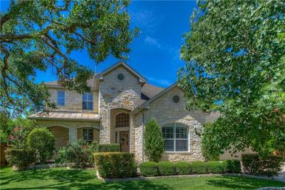 Round Rock Single Family Home For Sale: 2418 Arbor Dr