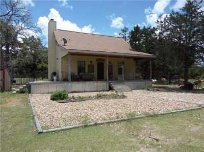 Bastrop Single Family Home For Sale: 195 Grey Wolf Ln