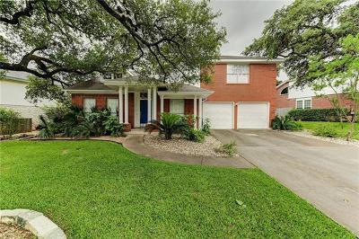 Austin Single Family Home Pending - Taking Backups: 10804 Redgate Ln