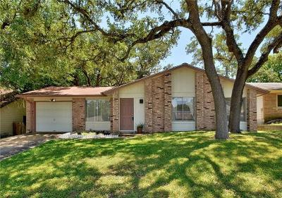 Single Family Home For Sale: 8105 Beaconcrest Dr