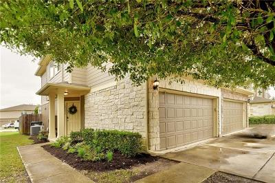 Pflugerville Condo/Townhouse Pending - Taking Backups: 14505A Charles Dickens Dr