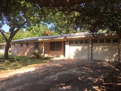 Single Family Home For Sale: 7704 Creston Ln