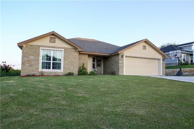 Lampasas County Single Family Home For Sale: 2102 Teton Ave