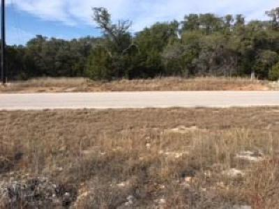 Blanco TX Residential Lots & Land For Sale: $49,600