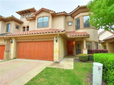 Austin Condo/Townhouse For Sale: 7800 Southwest Pkwy #1612