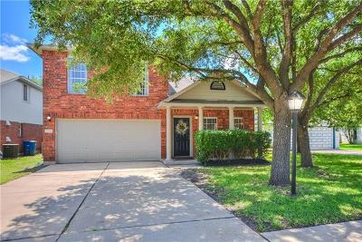 Austin Single Family Home For Sale: 11009 Franklins Tale Loop
