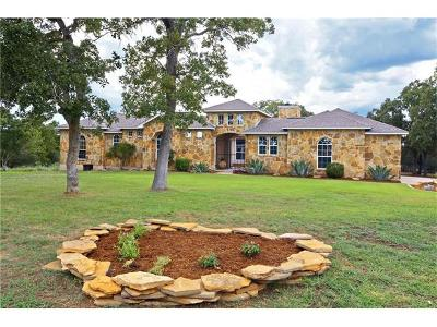 Bastrop County Single Family Home For Sale: 136 Eight Oaks Dr