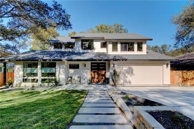 Travis County, Williamson County Single Family Home For Sale: 9002 Wildridge Dr