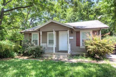 Austin Single Family Home For Sale: 3702 Cherrywood Rd