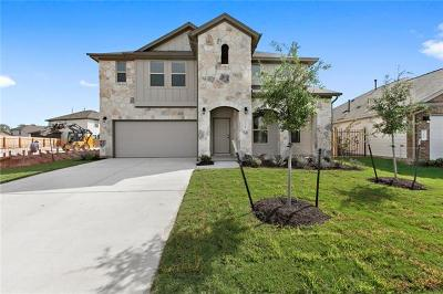 Leander Single Family Home For Sale: 104 Jude Cir
