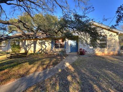 Cedar Park Single Family Home Pending: 222 Lodestone Cir