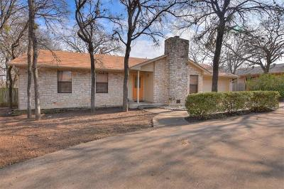 Georgetown Single Family Home For Sale: 304 Lakeway Dr