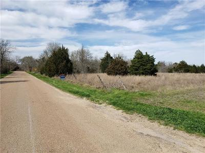 Elgin Residential Lots & Land For Sale: 921 Old Sayers Rd #(TR C)