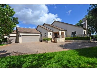 Spicewood Single Family Home For Sale: 2415 Founders Cir