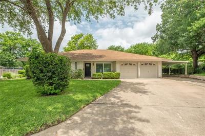 Austin Single Family Home For Sale: 8206 Emberwood Dr