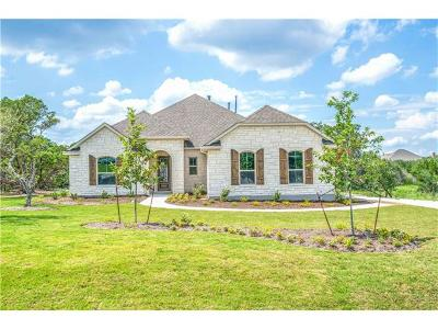 Dripping Springs Single Family Home For Sale: 249 Calm Water Cv