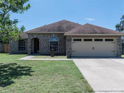 Leander Single Family Home For Sale: 2603 S Walker Dr