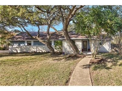 Hays County, Travis County, Williamson County Single Family Home Pending - Taking Backups: 6915 Chinook Dr