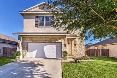 Pflugerville Single Family Home Pending - Taking Backups: 18825 Mangan Way