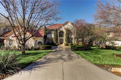 Travis County Single Family Home For Sale: 13 Falling Oaks Trl