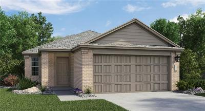 Del Valle Single Family Home For Sale: 7305 Dungarees Way