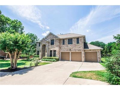 Travis County, Williamson County Single Family Home For Sale: 11408 Monet Dr