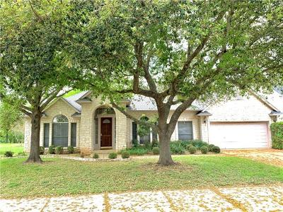 Austin Single Family Home For Sale: 10722 River Plantation Dr