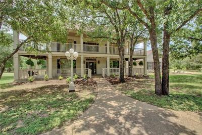 Cedar Park Single Family Home For Sale: 409 Breakaway Rd