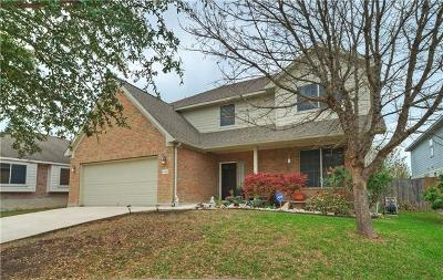 Austin Single Family Home For Sale: 6920 William Wallace Way
