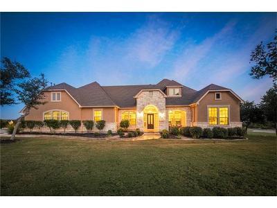 New Braunfels Single Family Home For Sale: 884 Via Principale