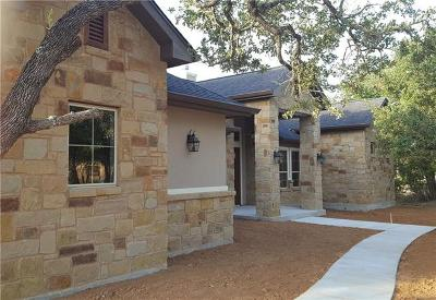 New Braunfels Single Family Home For Sale: 2236 Granada Hls