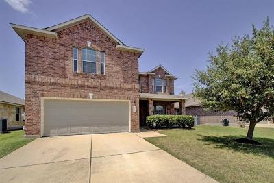 Pflugerville Single Family Home Pending - Taking Backups: 3228 Winding Shore Ln