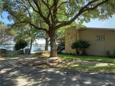 Burnet County Single Family Home For Sale: 537 Contour Dr