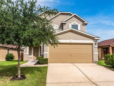 Hays County, Travis County, Williamson County Single Family Home Pending - Taking Backups: 8813 Edmundsbury Dr