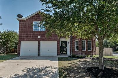 Pflugerville Single Family Home For Sale: 901 Melted Candle Cv