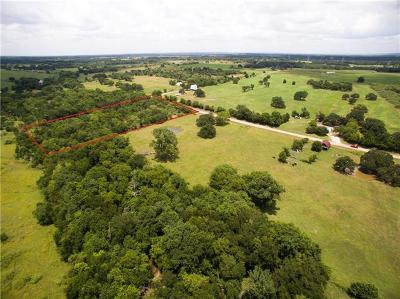 Thrall TX Residential Lots & Land For Sale: $90,000
