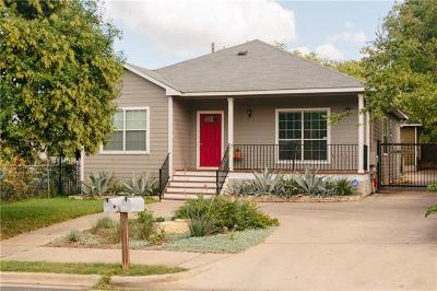 Travis County Single Family Home For Sale: 7305 Bethune Ave