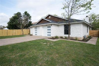 Round Rock Multi Family Home For Sale: 406 Cypress Ln