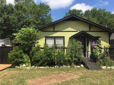 Austin Single Family Home Pending - Taking Backups: 1110 Christie Dr
