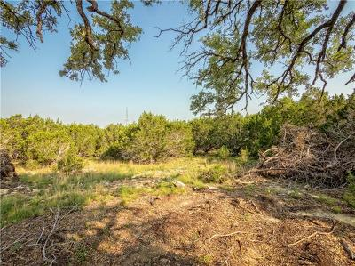 Liberty Hill Residential Lots & Land For Sale: Lot 1C County Road 258