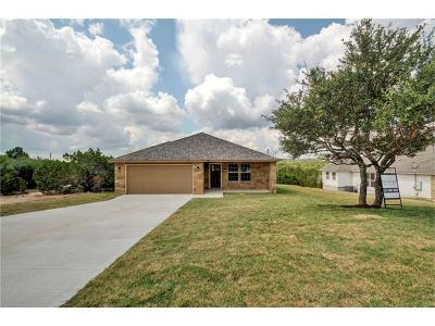 Dripping Springs Single Family Home Pending - Taking Backups: 17607 Village Dr
