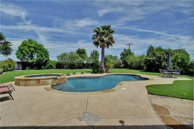 Round Rock Single Family Home For Sale: 2218 Settlers Park Loop